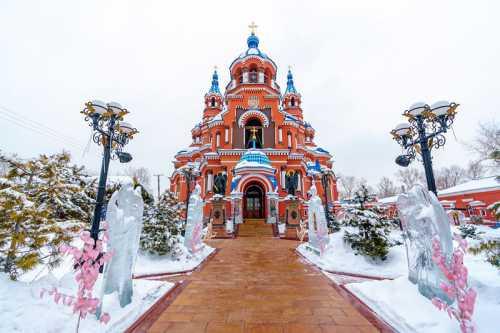 православный церковный календарь на 2017 год